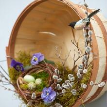 Basket.Wreath.220