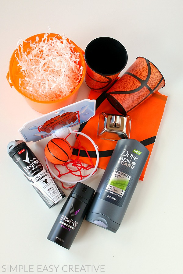 Products to add to Gift Baskets for Men