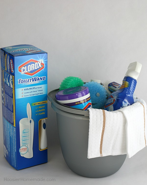 Make quick work of your bathroom cleaning with these Spring Cleaning Tips for your Bathroom! No need to spend hours cleaning, get the work done fast and easily!