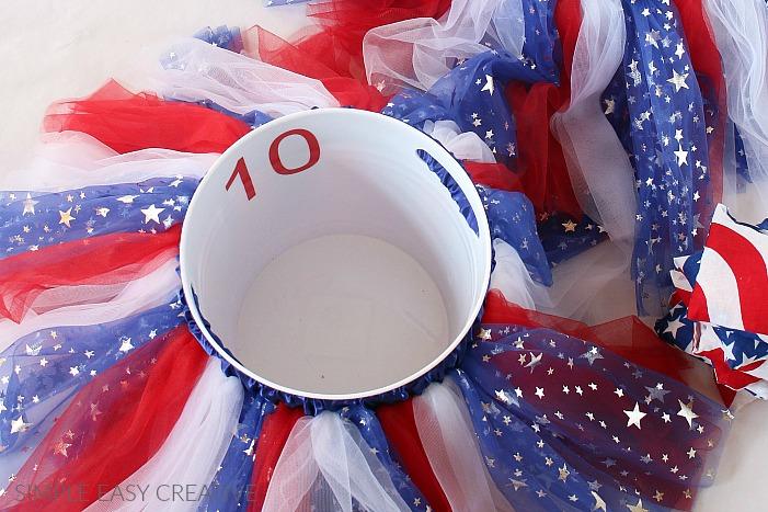 Buckets for Bean Bag Toss Game