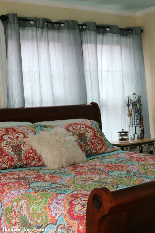 pictures for decorating a bedroom. Transform your bedroom into a sanctuary  This Bedroom Makeover will blow socks off Rustic Part 2 Hoosier Homemade