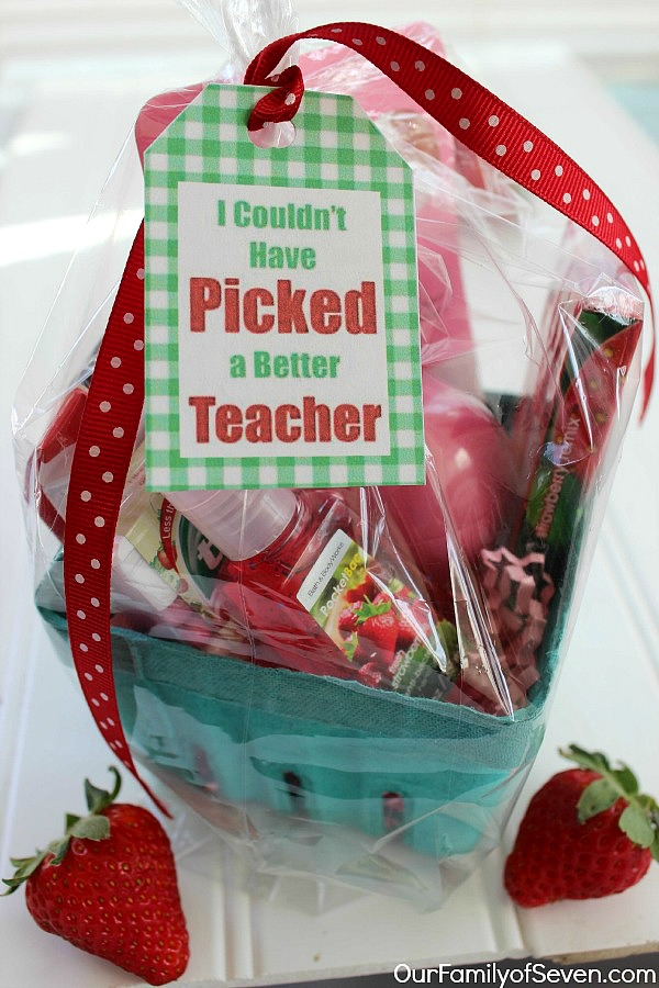teacher appreciation gifts hoosier homemade