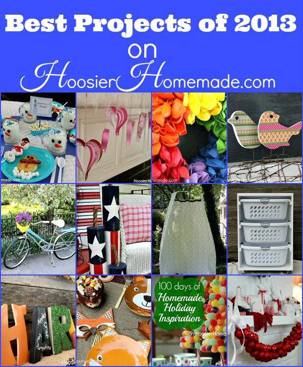 Best Projects of 2013 on HoosierHomemade.com