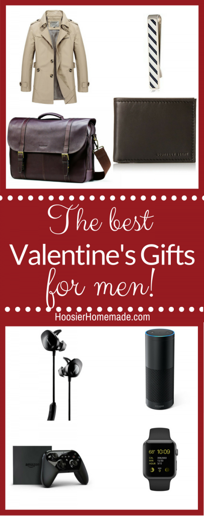 Best Valentines Gifts for Men