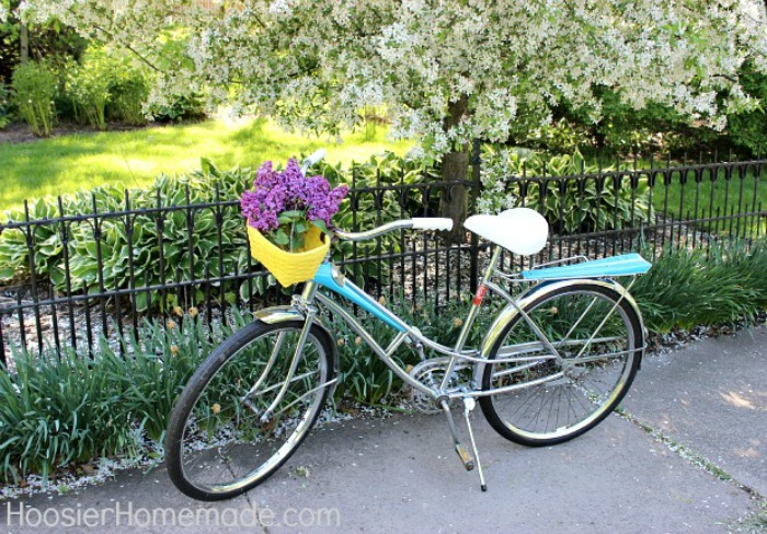 Bicycle Makeover