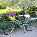 DIY Bike Makeover :: HoosierHomemade.com