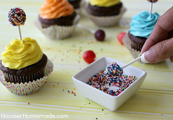 CHOCOLATE CUPCAKE RECIPE These FUN Cupcakes Are The Perfect Kids Birthday