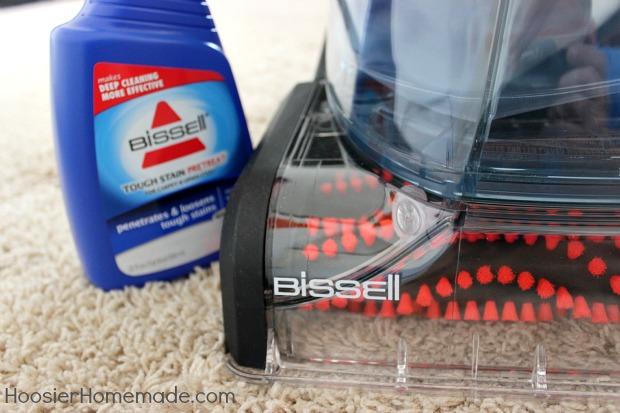 Bissell Deep Clean Premier Review :: HoosierHomemade.com