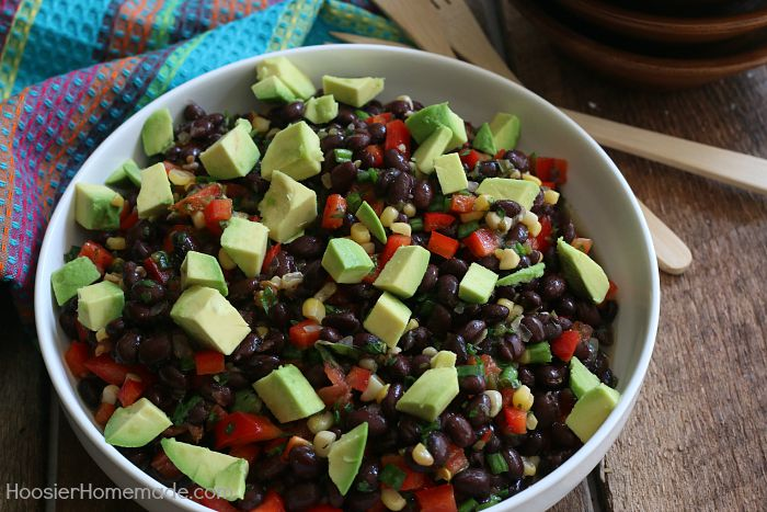 Black Bean and Corn Salad