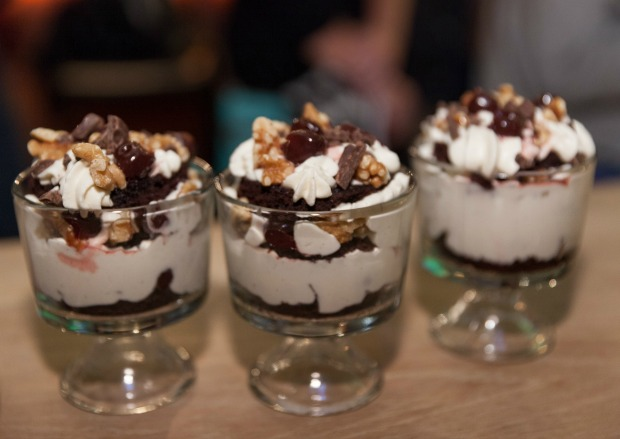 Black-Forest-Walnut-Trifle
