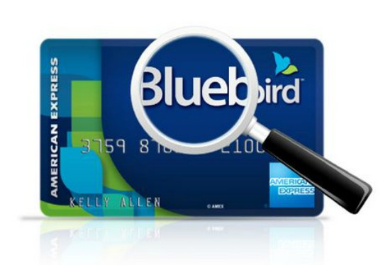 Bluebird Card from American Express