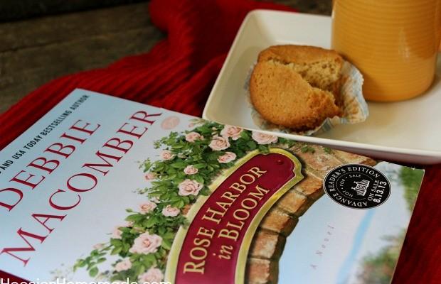 Rose Harbor in Bloom :: Book Review on HoosierHomemade.com