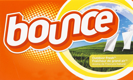 Bounce Dryer Sheets Not
