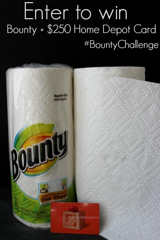 Bounty Giveaway #BountyChallenge