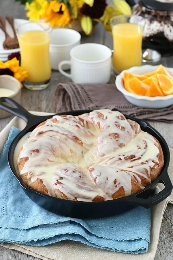 Breakfast Bread Twist