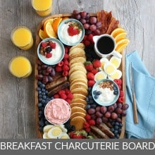 Breakfast Board