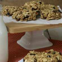 Breakfast Cookies.FEATURE