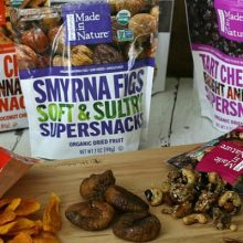 Made in Nature Supersnacks™ + $100 Walmart Gift Card