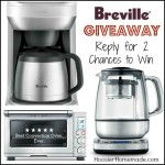 Holiday Entertaining Tips + Breville Giveaway