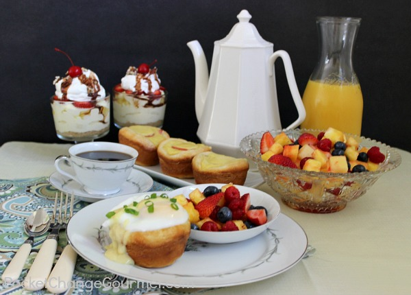 Mother's Day Brunch :: HoosierHomemade.com