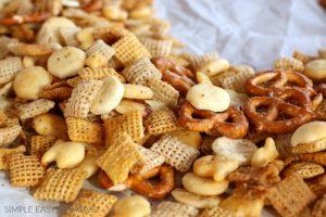 Snack Mix Recipe