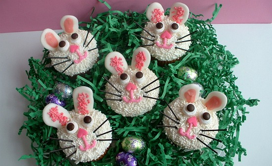 Bunny Cupcakes.featured