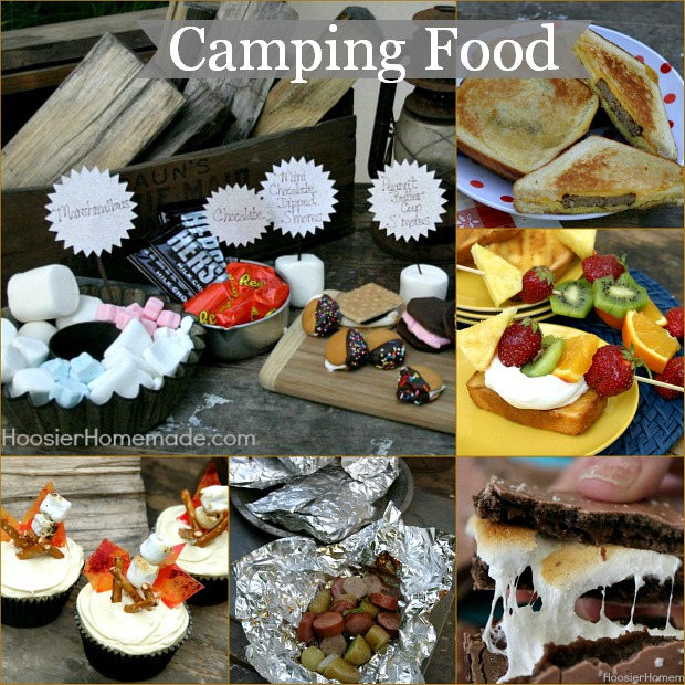 Camping Recipes And Cooking Tips: Backyard Camping: Campfire S'mores