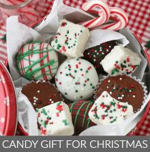 Homemade Candy Gift for Christmas