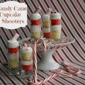 Candy Cane Cupcake Shooters on HoosierHomemade.com