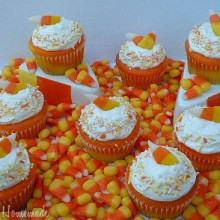 Candy Corn Cupcakes.1