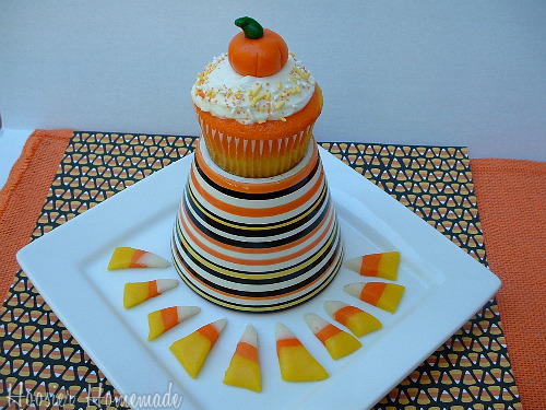 couple weeks ago i shared my homemade candy corn remember