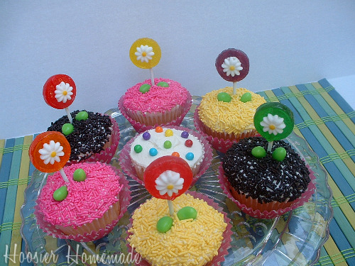 Sweetest Blooms Cupcake Decorating Kit Giveaway Hoosier Homemade