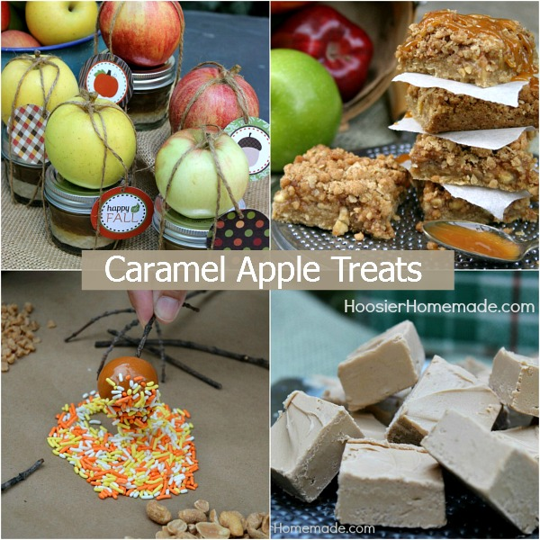 Caramel Apple Treats | Recipes on HoosierHomemade.com