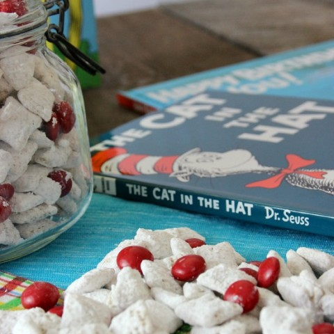 Cat in the Hat Muddy Buddies: Dr. Seuss's Birthday