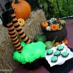 Cauldron Cupcakes - October 2011