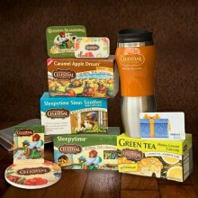 Celestial Seasonings Giveaway on HoosierHomemade.com