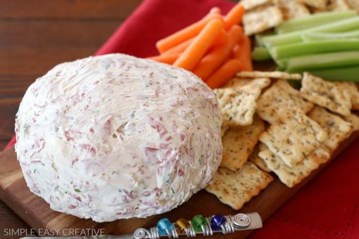 Buddig Beef Cheese Ball Recipe