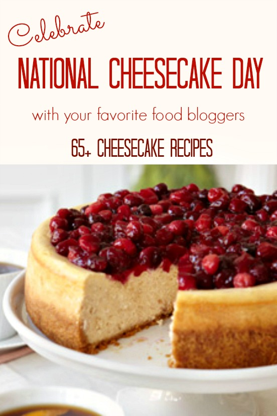 Cheesecake Day | 65+ Cheesecake Recipes | Available on HoosierHomemade.com