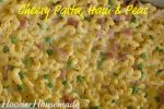 Weekly Menu Plan ~ Cheesy Pasta, Ham & Peas