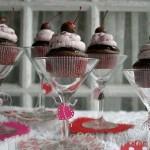 Cherry Cupcakes - January 2012