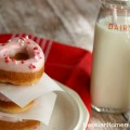 Cherry Doughnuts | Recipe on HoosierHomemade.com