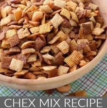 Chex Mix Recipe