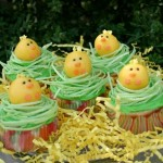 Chick Cupcakes - March 2012