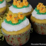Chick Cupcakes - March 2013