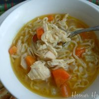 Chicken Riddle Soup