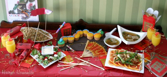 Chinese New Year Celebration: Recipes, Decorations and ...