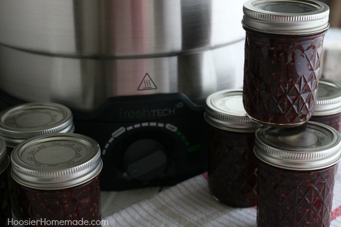 Canned Chocolate Raspberry Sauce