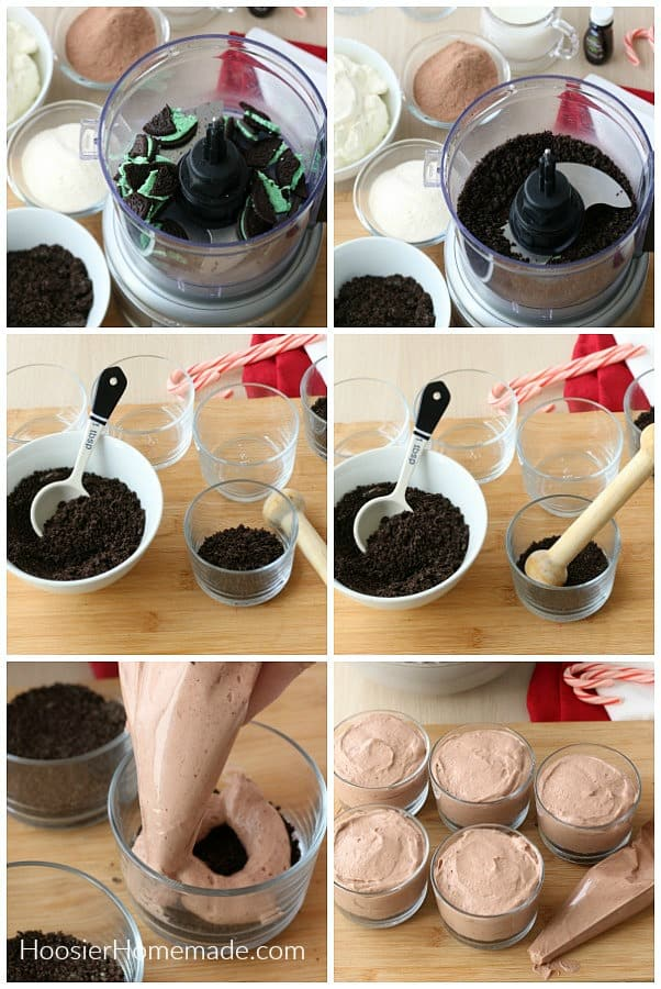 How to make chocolate crust for trifles