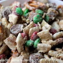 Christmas Candy Crunch Recipe