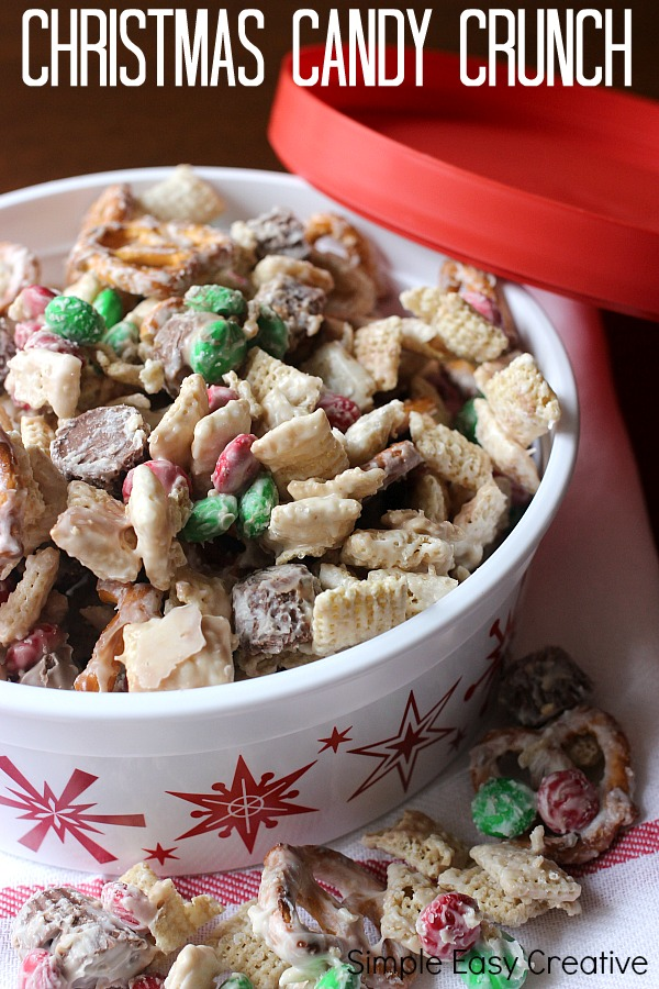 christmas candy crunch skip to recipe